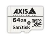 Axis SURVEILLANCE microSDXC Card 64GB