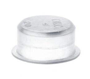 ДКС Заглушка для труб, IP40, д.20мм